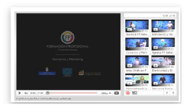 VIDEOS FP ASTURIAS