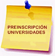 PREINSCIPCION UNIVERSIDAD