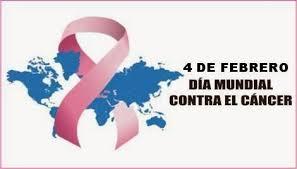 dia contra el cancer 4 febrero