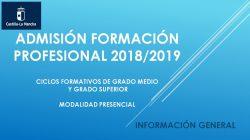 Acceso a FP curso 2018-2019